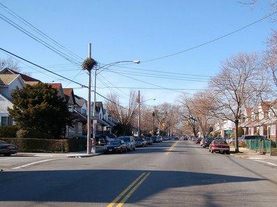 Avenue I in Brooklyn